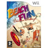 Beach Summer Fun Challenge