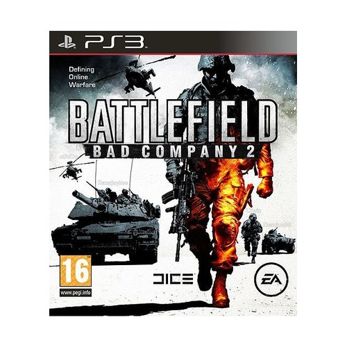 Battlefield Bad Company 2 - Edition Platinum - PlayStation 3