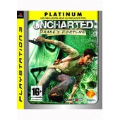 Uncharted - Drake's Fortune Platinum