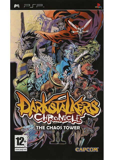 Promotion -34 % Darkstalkers Chronicles - The Chaos Tower (ancien prix : 19.99€)