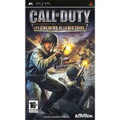 Call Of Duty - Les Chemins De La Victoire - Platinum
