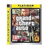 Grand Theft Auto Iv - Platinum
