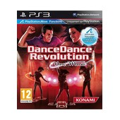 Dance Dance Revolution New Moves + Tapis