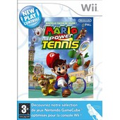 Nouvelle Fa�on De Jouer - Mario Power Tennis