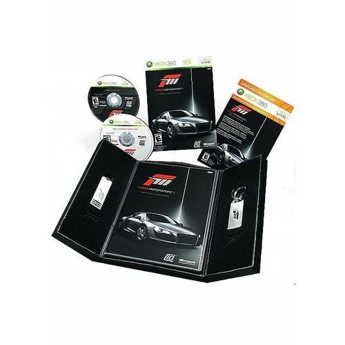 Forza motorsport 3 edition collector