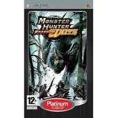 Monster Hunter Freedom Unite - Platinum