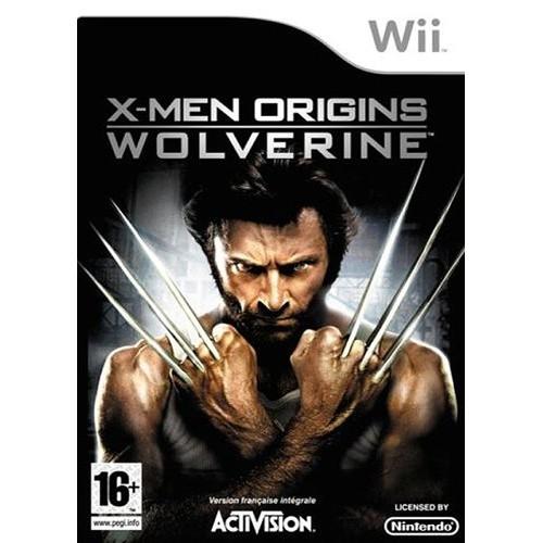 X-Men Origins : Wolverine - Nintendo Wii