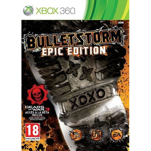 Bulletstorm  Import (jeu en fran�ais)