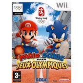 Mario Et Sonic Aux Jeux Olympiques