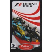 F1 Grand Prix Platinum
