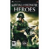Medal Of Honor Heroes - Ensemble Complet - Playstation Portable