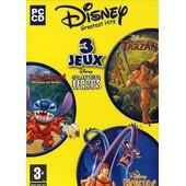 Pack Super-H�ros Disney : Lilo & Stitch + Tarzan + Hercule