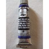 Tube Peinture Huile Rembrandt Talens Bleu De Cobalt Fonce