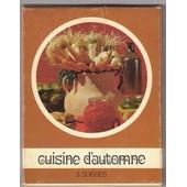 Cuisine D'automne de Collectif