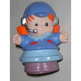 Fisher Price Little People Presentateur Personnage 6.5 Cm