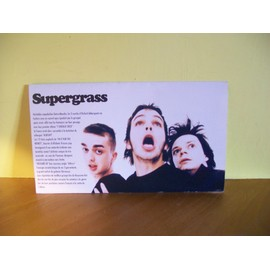 "Supergrass:tracklisting de l'album ""in it for the money"""