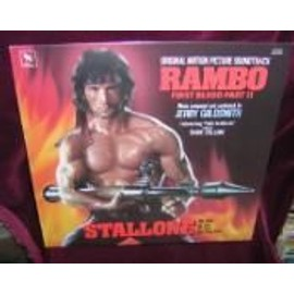 Rambo First blood part 2 15 tracks