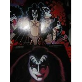 GENE SIMMONS (WITH POSTER)