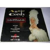Paris Paname / Danse / Hello! Le Soleil Brille / La Frotteuse De Parquet - Annie Cordy
