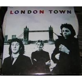 LONDON TOWN ORIGINAL WITH POSTER