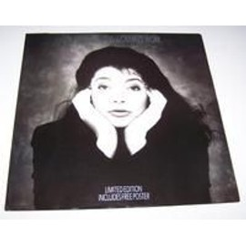 THIS WOMAN S WORK (single mix) / Be kind to my mistakes / I m still waiting (LARGE POSTER SLEEVE)