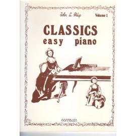 Classics easy piano volume 1