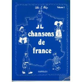 chansons de FRANCE vol 1