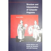 Structure And Interpretation Of Computer Programs de Harold Abelson