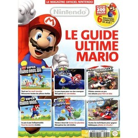 Nintendo Magazine Hors-S�rie N� 31 : Le Guide Ultime Mario