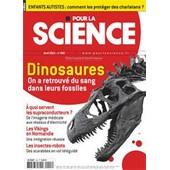 Pour La Science N� 402 : Dinosaures : On A Retrouv� Du Sang Dans Leurs Fossiles