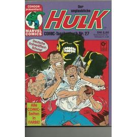 Der Unglaubiche Hulk N� 27 : Der Unglaubiche Hulk Comic Taschenbuch Nr 27
