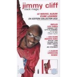 JIMMY CLIFF PLAQUETTE BLACK MAGIC