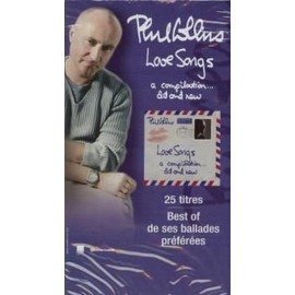 PHIL COLLINS PLAQUETTE LOVE SONGS