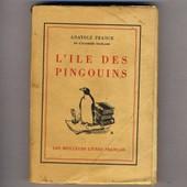 L'ile Des Pingouins de France Anatole