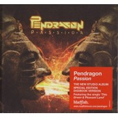 Passion (Ed.Ltd.Cd+Dvd Digibook) - Pendragon