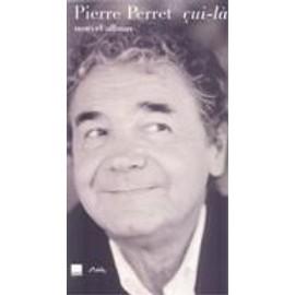 PIERRE PERRET PLAQUETTE PLV CUI-LA NOUVEL ALBUM