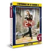 24 Heures Chrono, Saison 8 (Coffret De 6 Dvd)