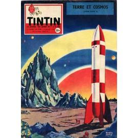 Tintin N� 508 : Du 17/07/1958 - Terre Et Cosmos
