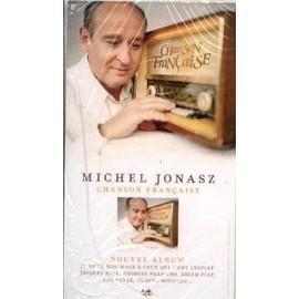 MICHEL JONASZ PLAQUETTE PLV CHANSON FRANCAISE