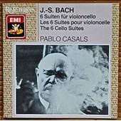 Les 6 Suites Pour Violoncelle De J.S. Bach - Casals, Pablo