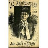 Les Anarchisses de Jouy Jules Cerny