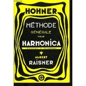 Methode Generale Pour Harmonica de albert raisner
