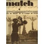 Match, L'intran, N� 183, 11 Mars 1930 de Collectif