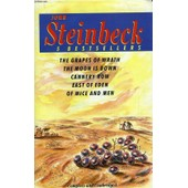 5 Bestsellers: The Grapes Of Wrath, The Moon Is Down, Cannery Row, East Of Eden, Of Mice And Men de john steinbeck
