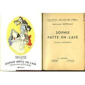 Sophie Patte-En-L'air de Ventteclaye Marie-Louise