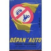 Depan'auto - Code Rousseau - Les Sables D'olonne de Collectif