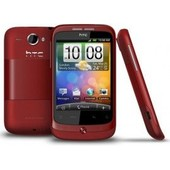 HTC Wildfire Rouge