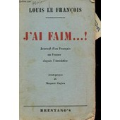 J'ai Faim de Louis Le Francois