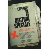 L'affaire De La Section Speciale de Villere Herve.