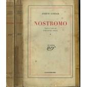 Nostromo. En 2 Tomes de Joseph Conrad